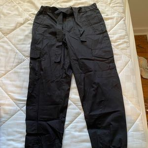 Zara utility pants size medium